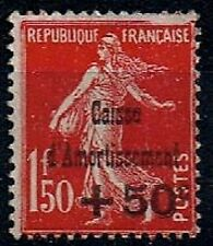 TIMBRE FRANCE 1931  n°277  NEUF** COTE 235€