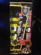 Monster High~~Skultimate Roller Maze OPERETTA Rare 2011 No Longer Sold