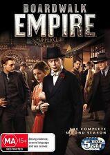 Boardwalk Empire : Season 2 (DVD, 2012, 5-Disc Set) Region 4