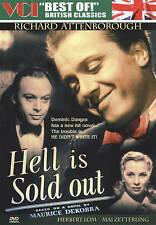 Hell Is Sold Out (The Best of the British Classics), Good DVD, Eric Pohlmann, He