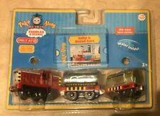 Thomas & Friends Train Take Along Salty & Ocean Cars Die Cast Set NEW Sealed