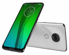 Motorola Moto G7 - 64GB - Clear White (Unlocked) (Single SIM)