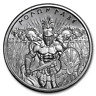 2 oz .999 Fine Silver High Relief Round - Molon Labe Type 2 Type II - IN STOCK!!