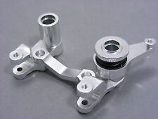 Traxxas SLASH 4x4 Complete POLISHED Aluminum Bellcrank Steering Kit Brand NEW NR