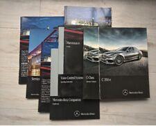Mercedes Benz OEM Manual C Class C350E C350 E