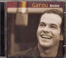 "CD ALBUM GAROU ""REVIENS"""