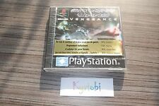 RARE Super jeu Fr Playstation PS1 PS2 ♠ COLONY WARS : VENGEANCE ♠ Neuf blister