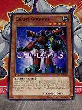 Carte YU GI OH GEANT GOGOGO STARFOIL SP14-FR003