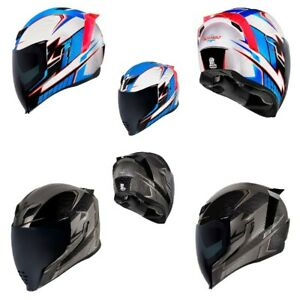 2021 Icon Airflite Ultrabol Full Face Street Motorcycle Helmet - Pick Size/Color