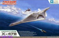 Freedom 18001 1/48 U.S. Navy UCAS X-47B Flight MODEL KITS