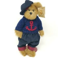 "The Bearington Collection Skipper 10"" Plush"