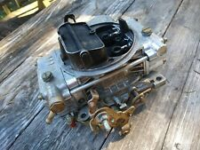 80457 Holley Street Carburetor Vaccum Secondary 600 Cfm