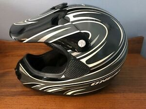 O'NEAL (WORLD FORCE 540) MX Motocross Dirt Bike Off-Road Helmet Adult Sz. Medium