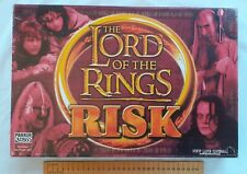 Risk Lord Of The Rings Board Game NEW, please see images and description.