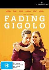 Fading Gigolo (DVD, 2014) // Brand New