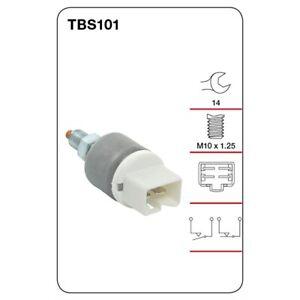 Tridon Brake Light switch TBS101 fits Honda Odyssey 2.2 16V (RA), 2.3 16V (RA)
