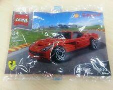 Sealed ! SHELL LEGO V-Power Ferrari 40191 Ferrari F12 Berlinetta Red Racer