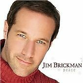 JIM BRICKMAN : PEACE (CD) sealed
