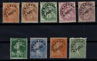 PP135252/ FRANCE – PRE-CANCELLED – YEARS 1922 - 1932 MINT MNH – CV 116 $