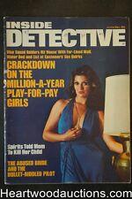 Inside Detective Dec 1975 GGA Cover
