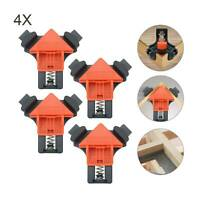 90 Degree Corner Right Angle Clamp Vice Grip Metal Welding/Woodworking Tool