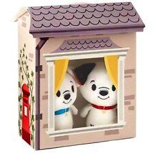 Hallmark Itty Bittys 101 Dalmatians Pongo & Perdita Disney Collector Box Nwt