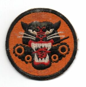World War II US Army TANK DESTROYERS Unit Patch