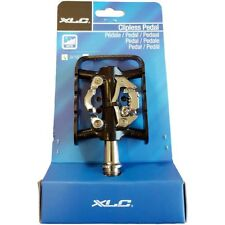System-pedal Pd-s20 Single-sided Black Shimano SPD XLC MTB Bike pedals