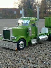 Polished Aluminum Model Truck Miter Stacks  Peterbilt Kenworth Freightliner