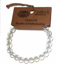 OPALITE POWER BRACELET Wisdom & Understanding CRYSTAL Wealth, Psychic Abilities