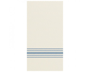 Hoffmaster 8 in x 4 in Printed FashnPoint Dinner Napkins 100 ct.