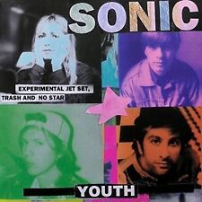 SONIC YOUTH - EXPERIMENTAL JET SET,TRASH AND NO STAR   VINYL LP NEU