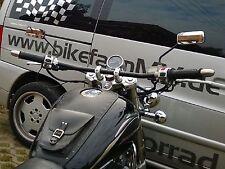 bMV Drag Bar 910 x 22 mm SCHWARZ ABE Motorrad Lenker Streetfighter Super Bike