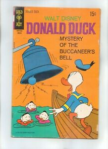 DONALD DUCK No 130 with UNCLE SCROOGE, HUEY, DEWEY, LOUIE and GYRO GEARLOOSE