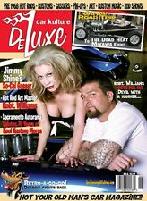 "CAR KULTURE DELUXE MAGAZINE - # 34 ""NEW!"" (June 2009)"