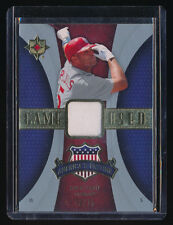 Albert Pujols 2007 Ultimate Collection America'S Pastime Jersey 72/75 Cardinals