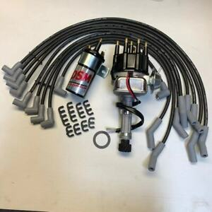 HOLDEN 253 308 Electronic Distributor Kit Up-Grade With Dizzy COIL LEADS