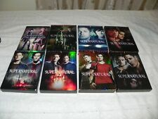 Supernatural Seasons 1-7 complete DVD and The Anime Series DVD