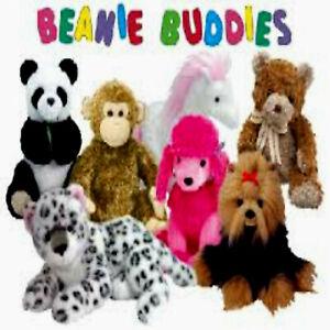 TY BUDDIES - BEARS Preowned