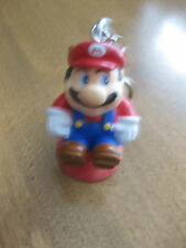 Super Mario Bros. Key chain Featuring Mario-
