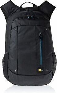 """CASE LOGIC JAUNT BACKPACK WMBP-115 BLACK for up to 15.6"""" Laptop + Tablet"""