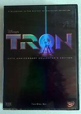 DISNEY'S 'TRON' 20th ANNIVERSARY COLLECTOR'S EDITION, REGION 1 DVD