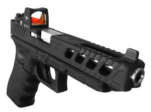 Glock 34 Gen 3 Slide RMR Black Cerakote (Convert Your G17 Frame To Glock 34)