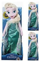 Frozen Fever Elsa Soft Plush Doll Toy 10 Inches