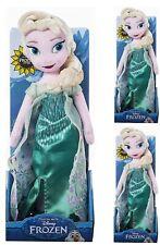 Disney Frozen Fashion Doll Soft Plush 10 Inches