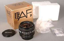 AF NIKKOR 35 f/ 2,0 D Ai-S Weitwinkelobjektiv Nikon Manual AiS OVP boxed TOP!