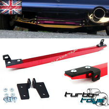 RED LOWER TIE BAR BRACE fit HONDA CIVIC EP2 EP3 INTEGRA DC5 EM2 TYPE R BEAKS