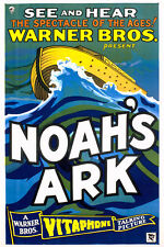 Noah's Ark - 1928 - Delores Costello George John Wayne Curtiz Vintage Film DVD