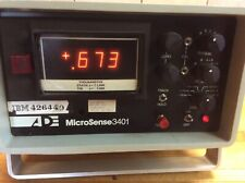 ADE MicroSense 3401 DIGITAL 2-channel Non-Contact Capacitance Gauging System