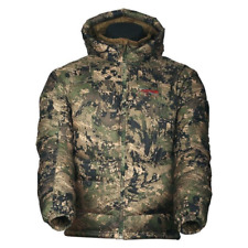 Sitka Kelvin Down Hooded Jacket 800g - Optifade Ground Forest Hunting 30028-GF